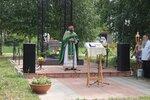 Выступление настоятеля душоновской церкви о.Алексея