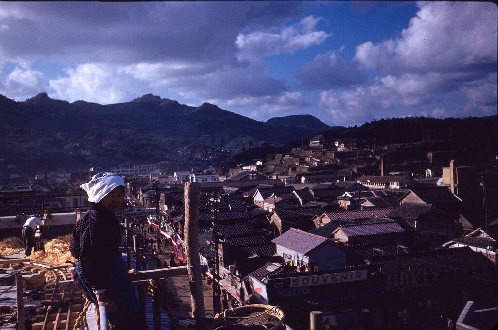 Sasebo, 1949-51