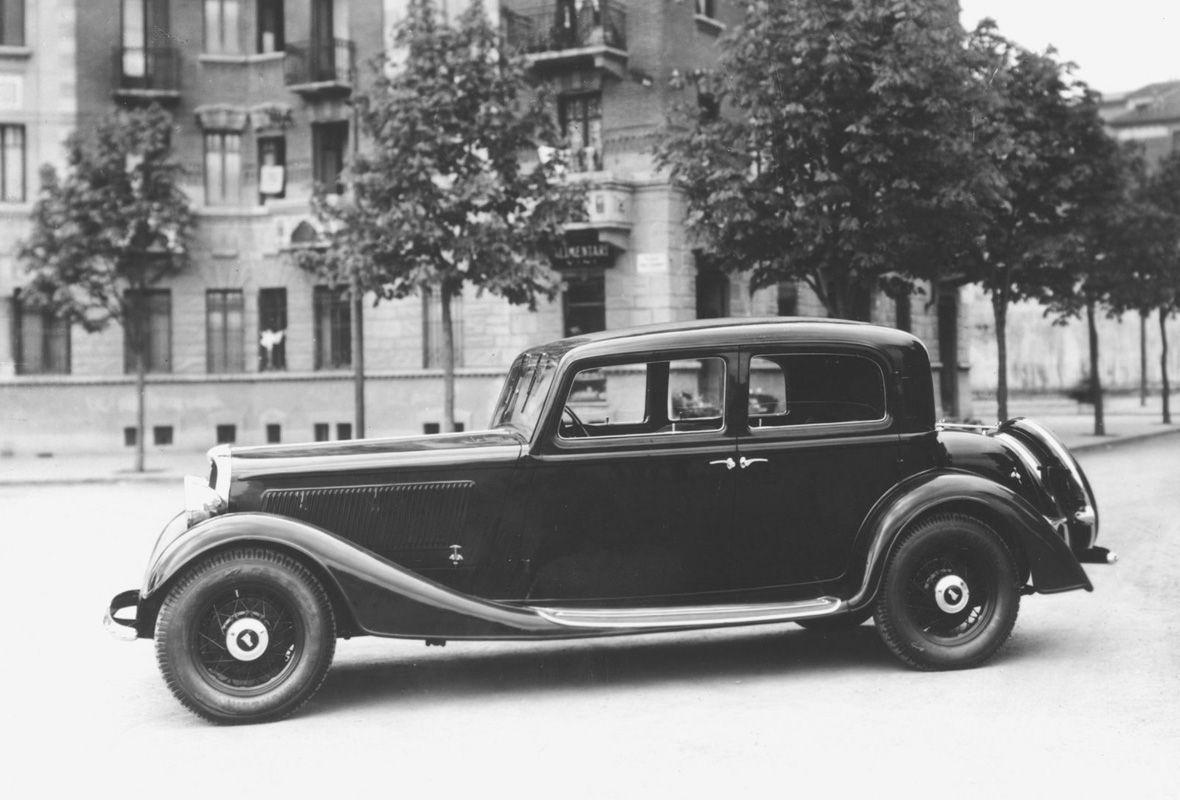 8 Lancia Artena (1934)