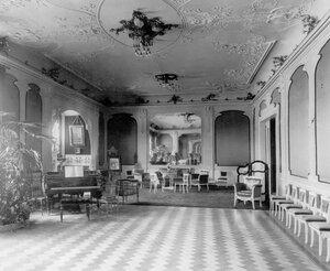 Часть зала в особняке А.Л.Франка.