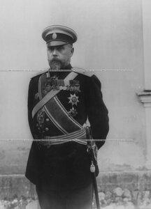 Генерал-майор Яков Богданович Преженцов  - командир полка с 1898 по 1903 гг.