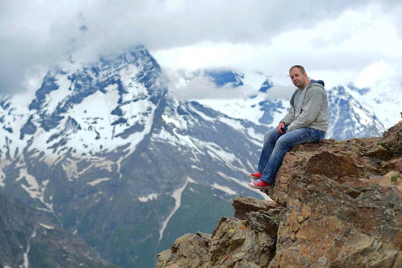 На горе Мусса-Ачитара (2400 м.)
