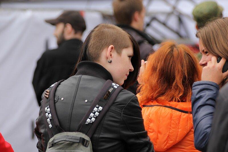 лица рок-концерта и мотослета «Союз Счастливцев»