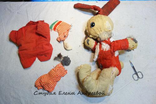 ремонт зайца