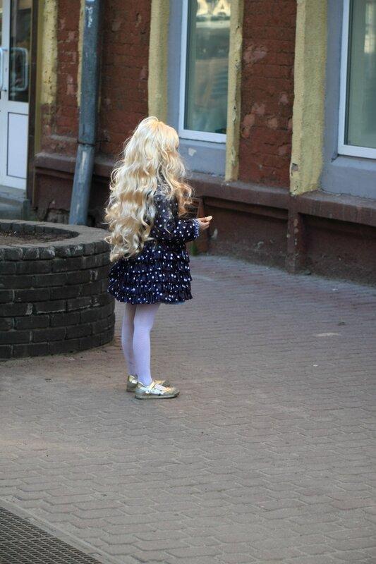 Девочка-Мальвина