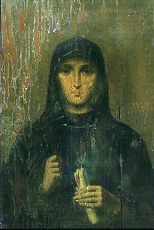 Преподобная Евфросиния, в миру Евдокия
