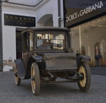 электромобиль 1913 года