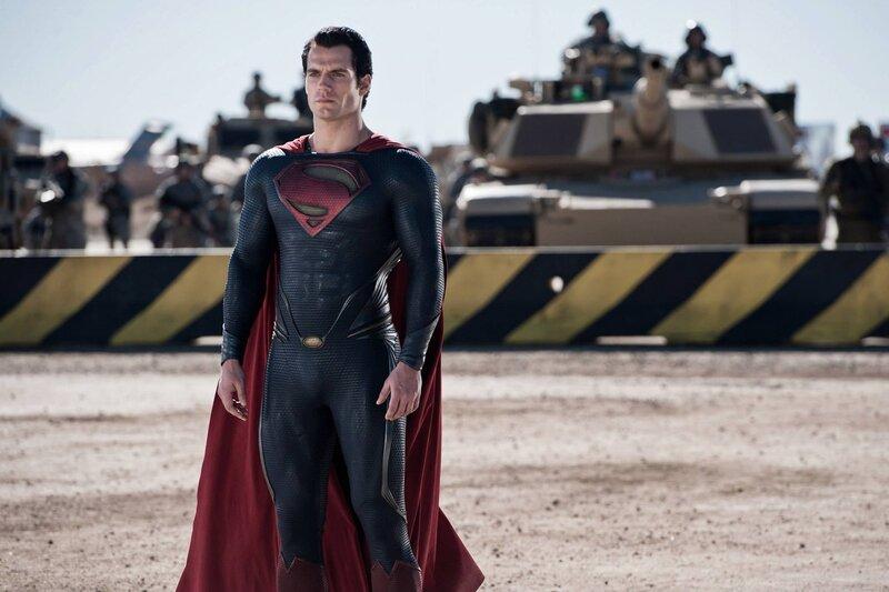 рецензия, отзыв о фильме супермен, супермен и танки
