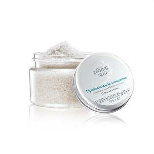 Соль для ванны с минералами Мертвого моря Идеальное очищение
