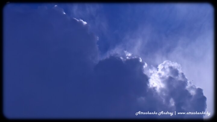 минское небо