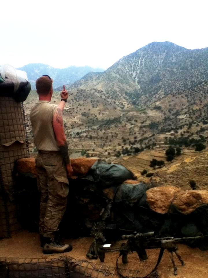 Последняя миссия в Авганистане