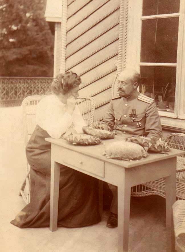 1910-е. Из семейного альбома Бутлеров