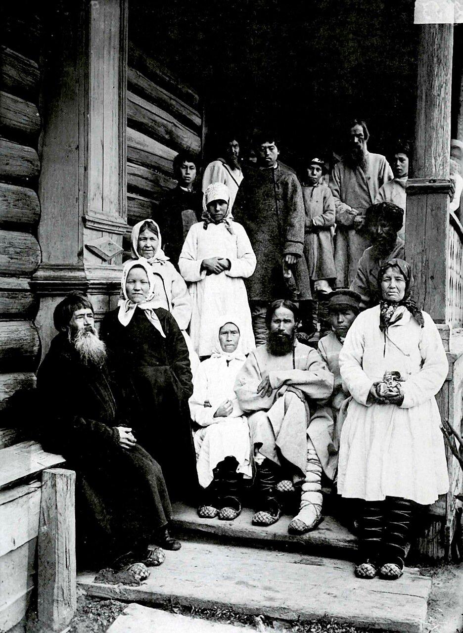 Группа Черемисов