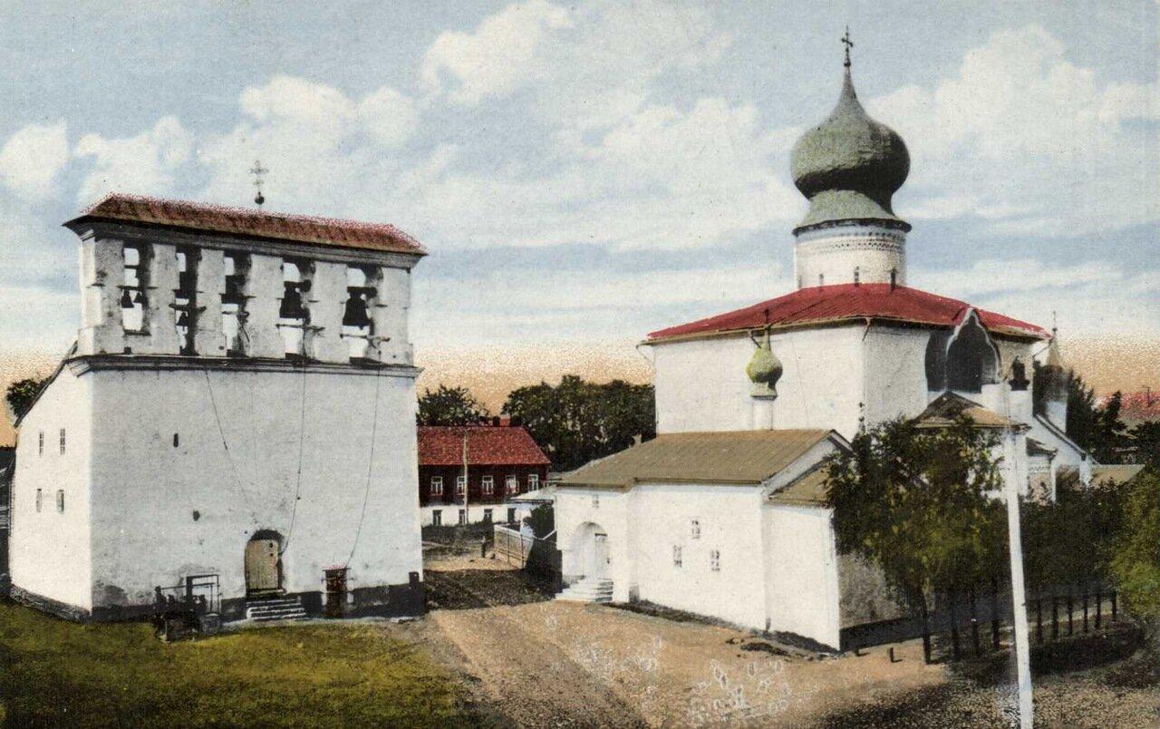 Паромо-Успенская церковь.