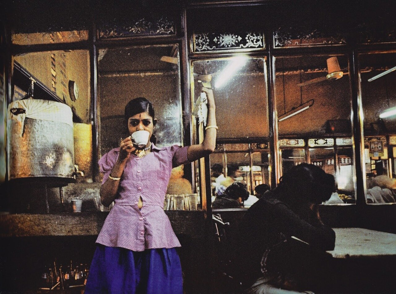 12. Раннее утро в кафе «Олимпия»