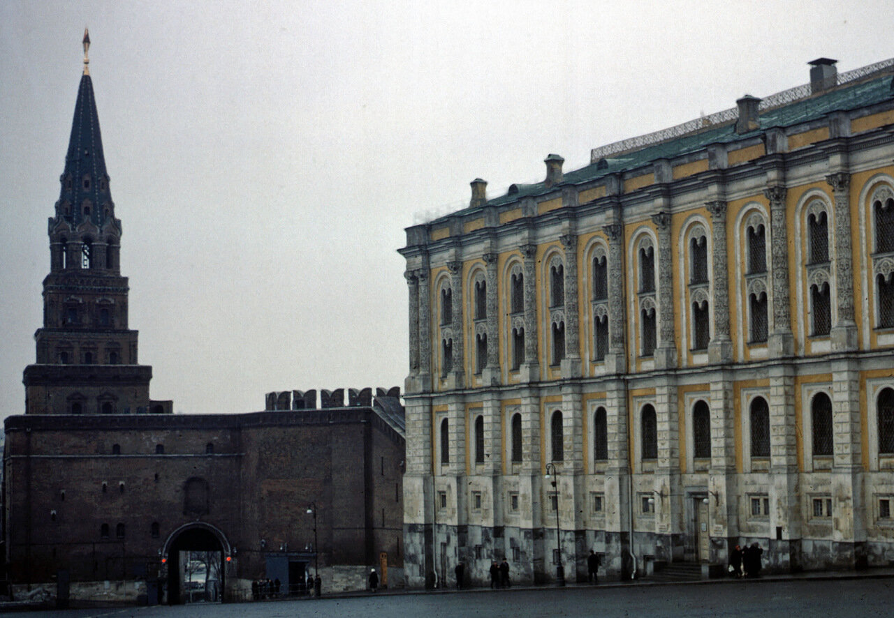 Kremlin Presidium of Supreme Soviet