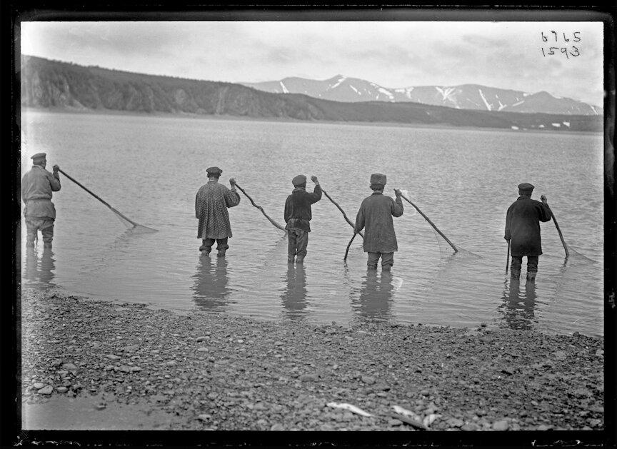 В рыбацкой деревне «обрусевших» береговых коряков