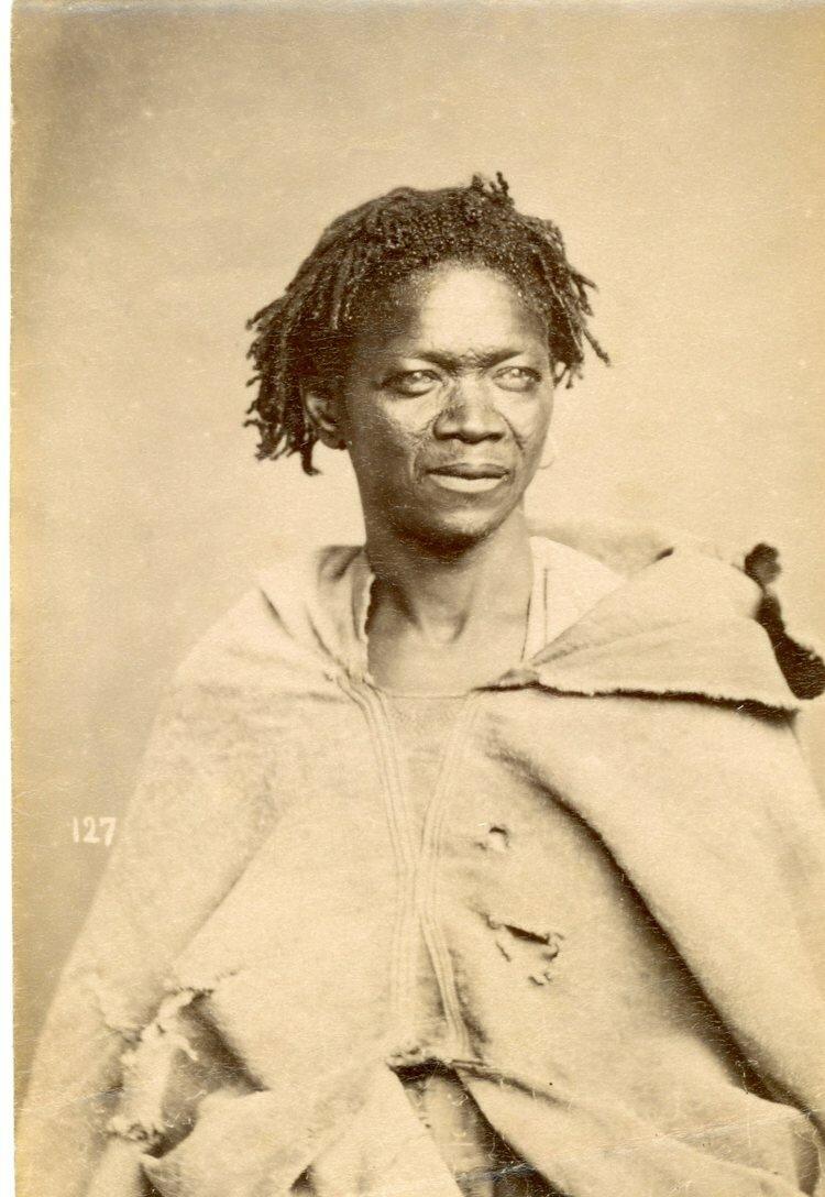 Южная Африка,1860