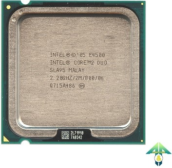 S-775 Core 2 Duo E4500