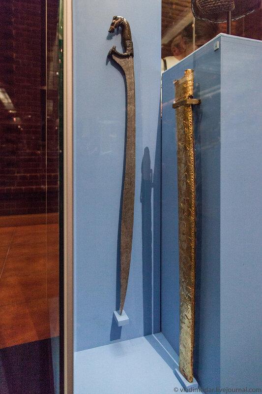 Махайра - боевой фракийский меч