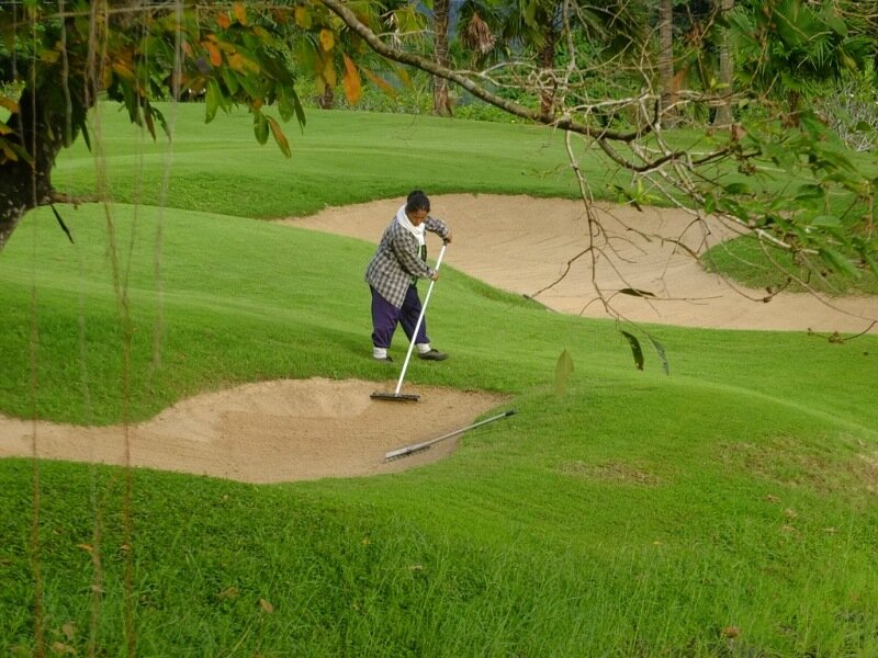 пхукет гольф клуб