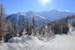 Снежные трассы
