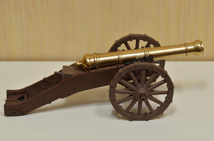 Макеты пушек времен войны 1812 года своими руками 45