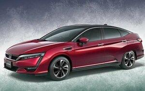 Honda презентовала авто на водороде с запасом хода 700 км