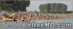 Пляжи в Кишиневе не готовы к летнему сезону