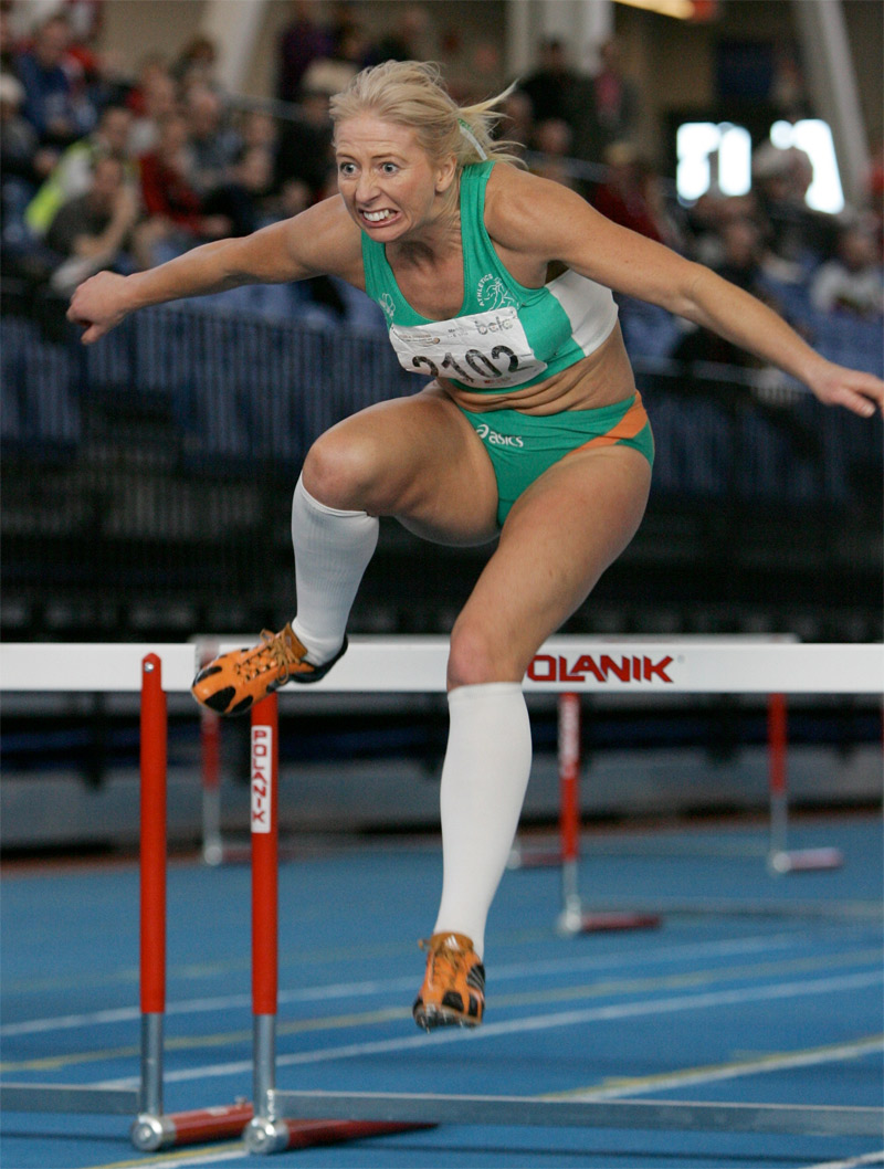 Фотожабы ирландской спортсменки
