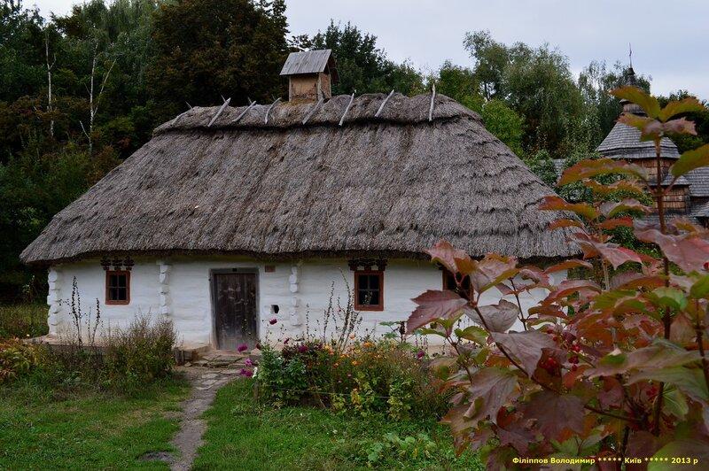 Музей народной архитектуры и быта Пирогово.