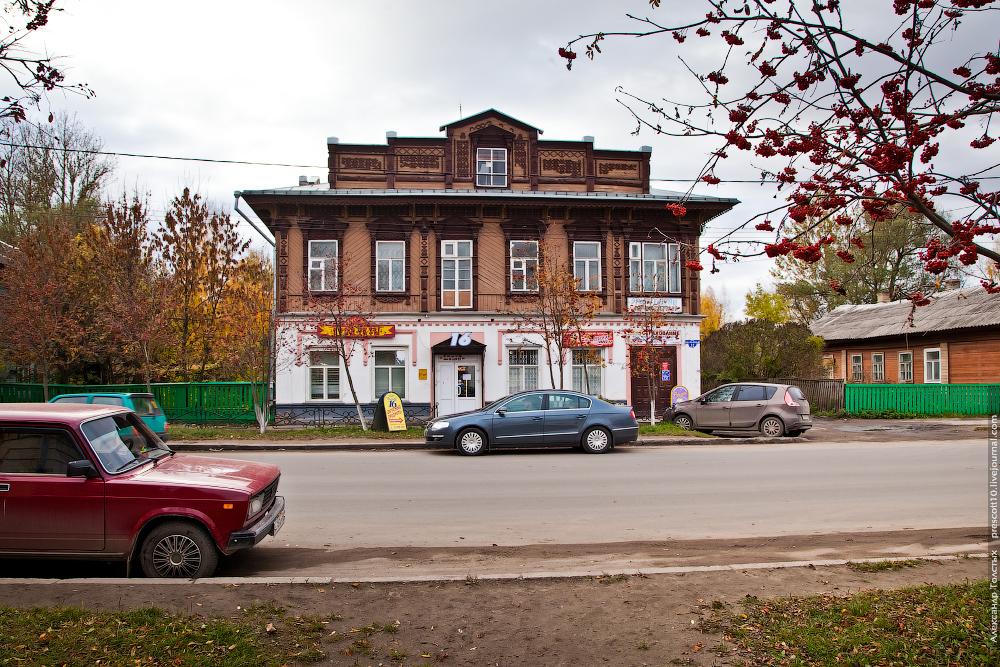 Бежецк, Тверская область
