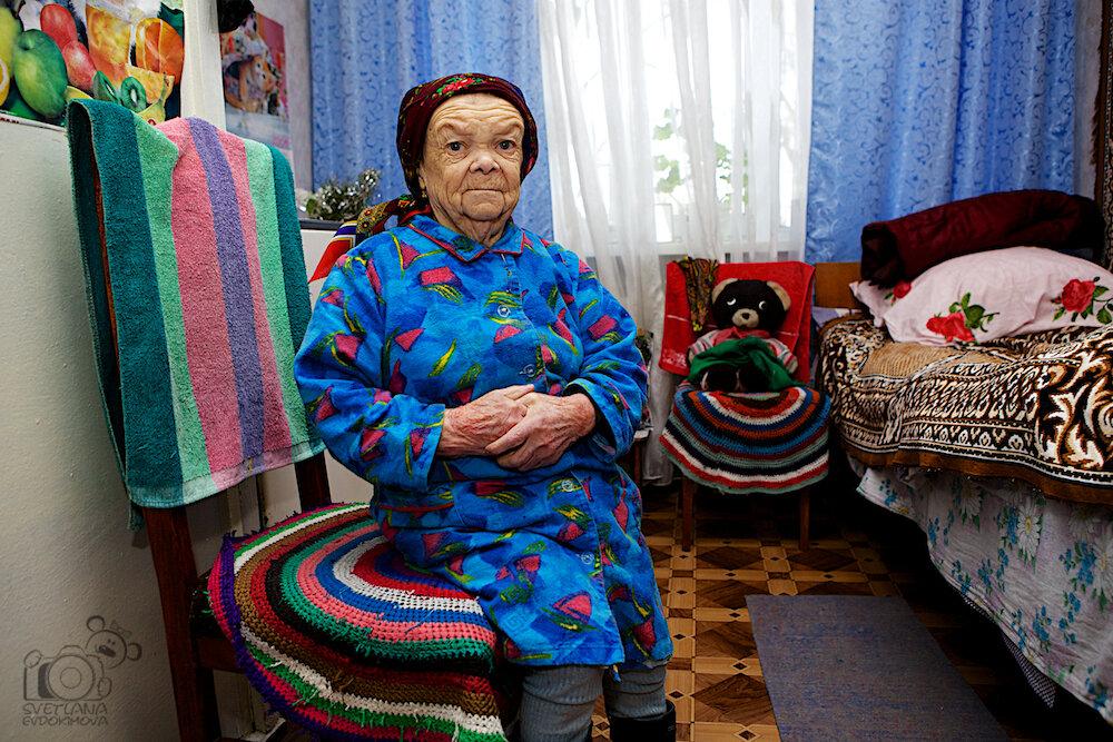 дом интернат для престарелых в сокольском