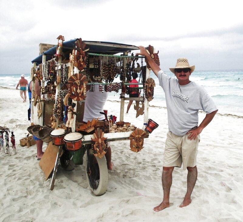 Пляжный коробейник