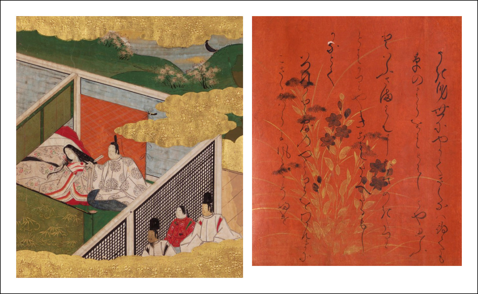 the tale of genji and the The tale of genji (genji monogatari)introduction the 'genji monogatari' (story of genji) is the great novel of classical japanese literature, widely regarded as one of the greatest works of japanese literature.