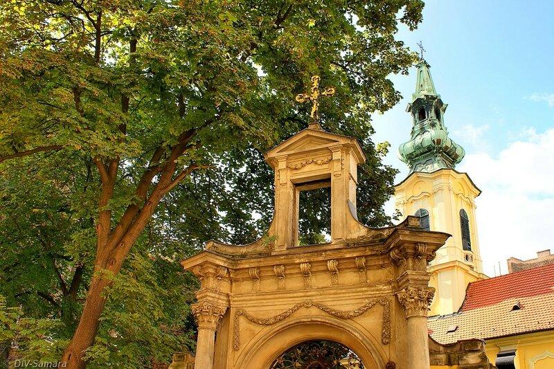 Сербская Православная Церковь в Будапеште
