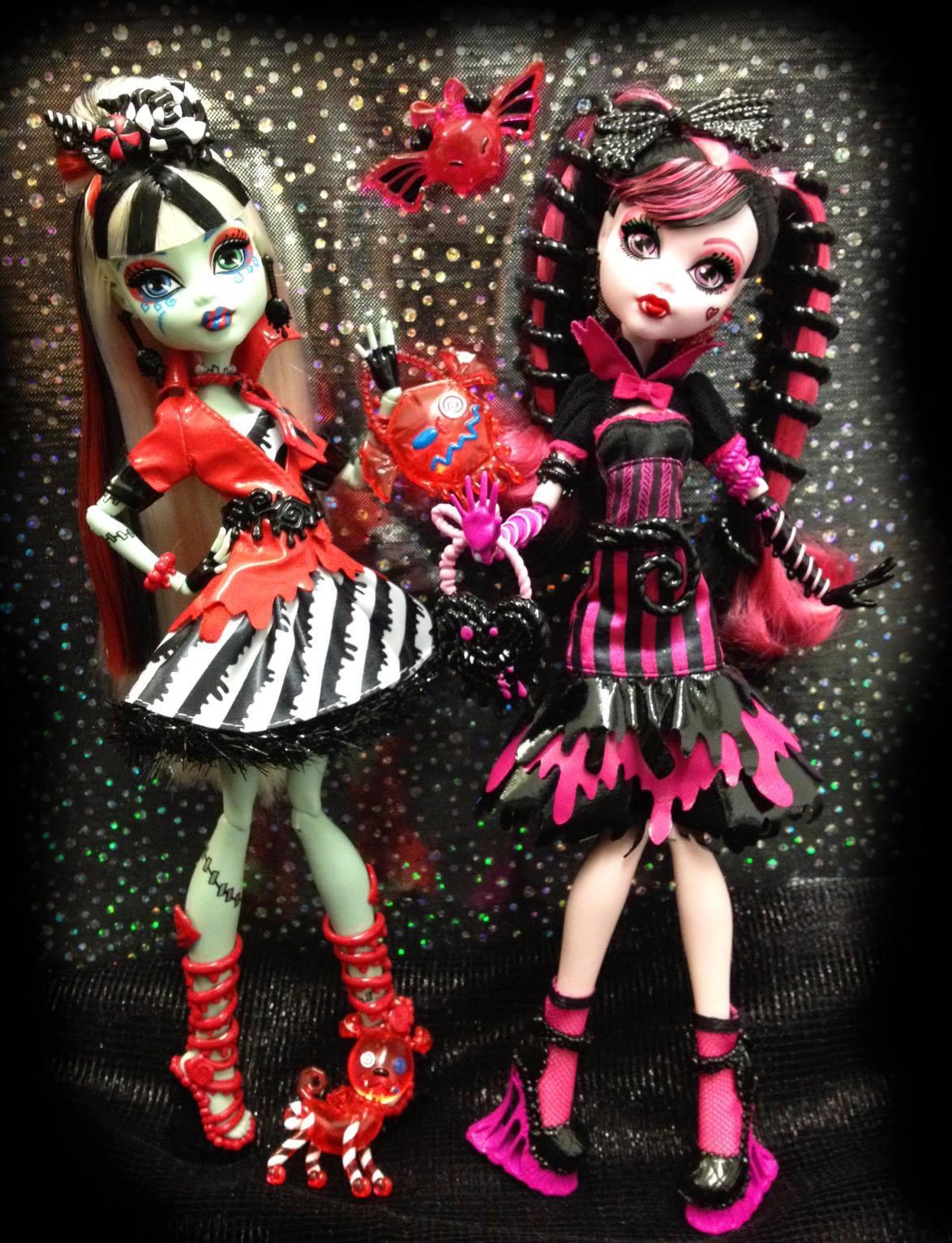 куклы монстр хай фото новые