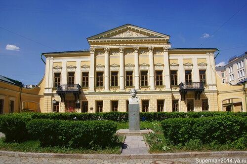 Библиотека имени Пушкина