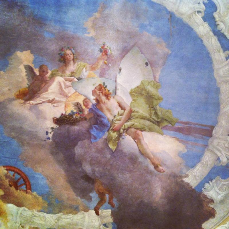 Лучшие фрески Тьеполо-старшего в Венеции