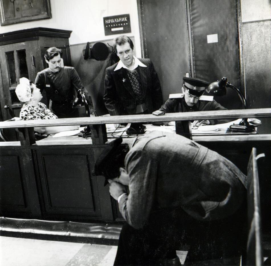 """""""Место встречи изменить нельзя"""", 1979 год."""