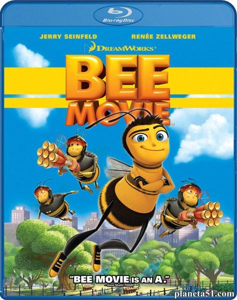 Би Муви: Медовый заговор / Bee Movie (2007/HDRip)