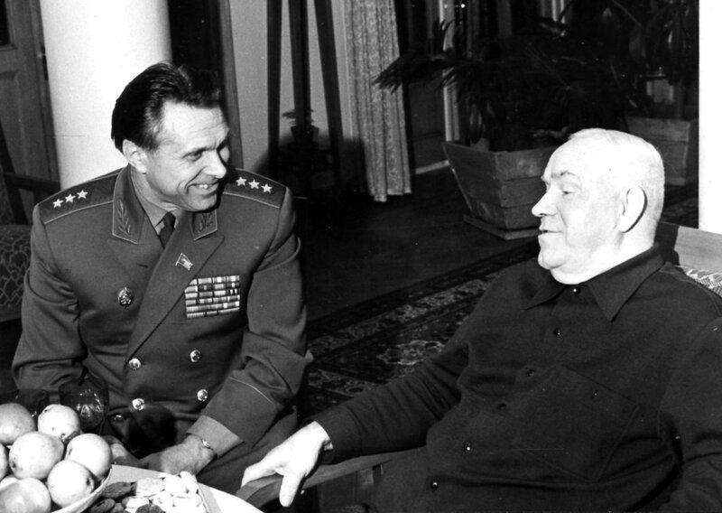 Щелоков и Жуков