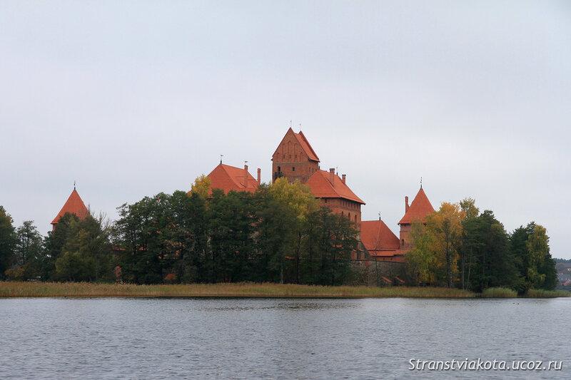 Литва, Тракай