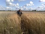 трава по грудь
