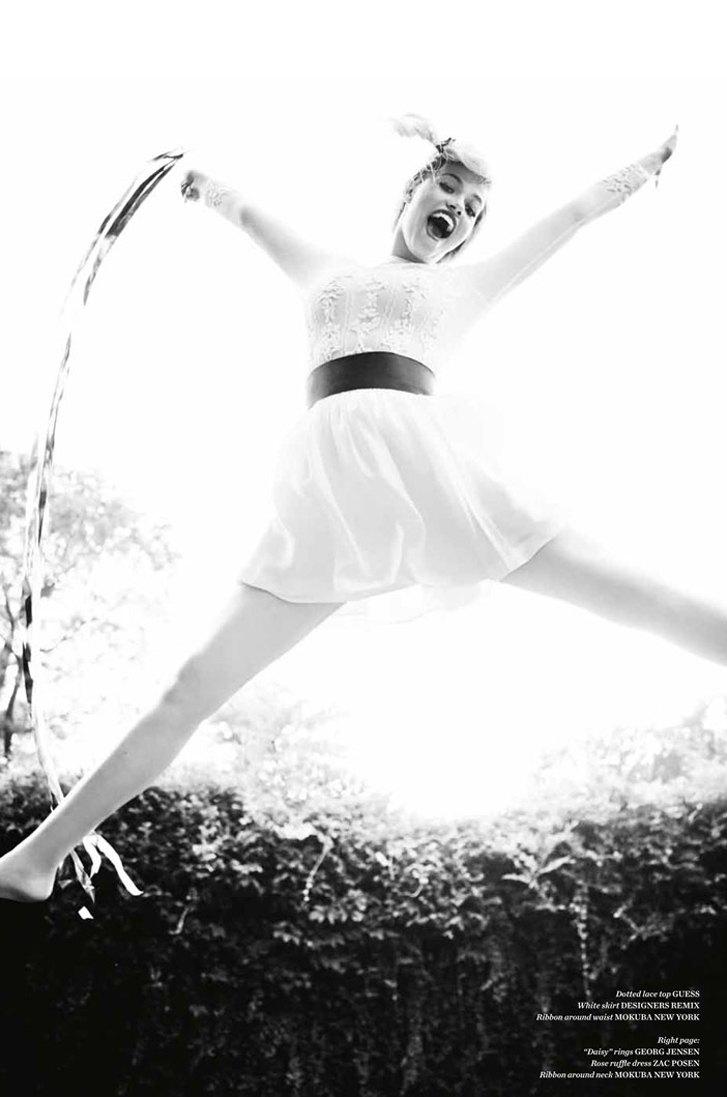 Девочки играют / Girl Games by Ellen von Unwerth in Vs. Magazine fall/winter 2013/14