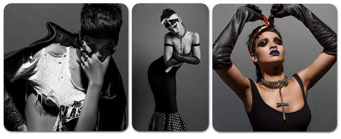 Рианна / Rihanna by Inez & Vinoodh in 032c winter 2013