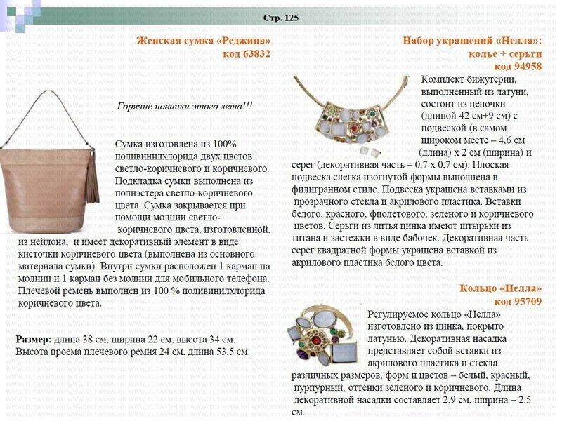 AVON ОПИСАНИЕ ФОТО_13