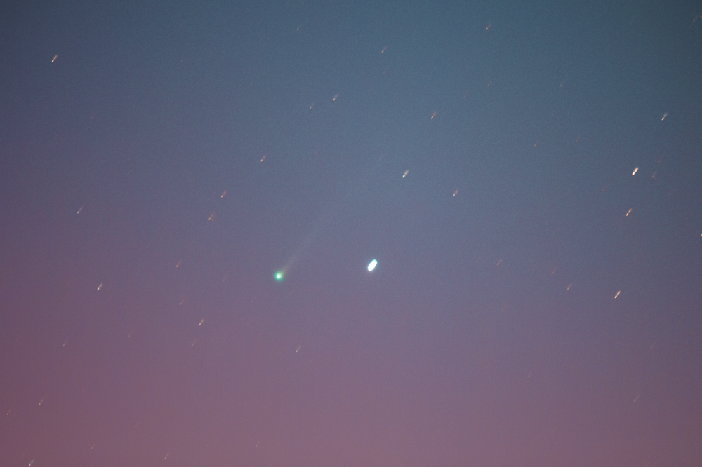 Большая комета 2013 года. C/2012 S1 (ISON)