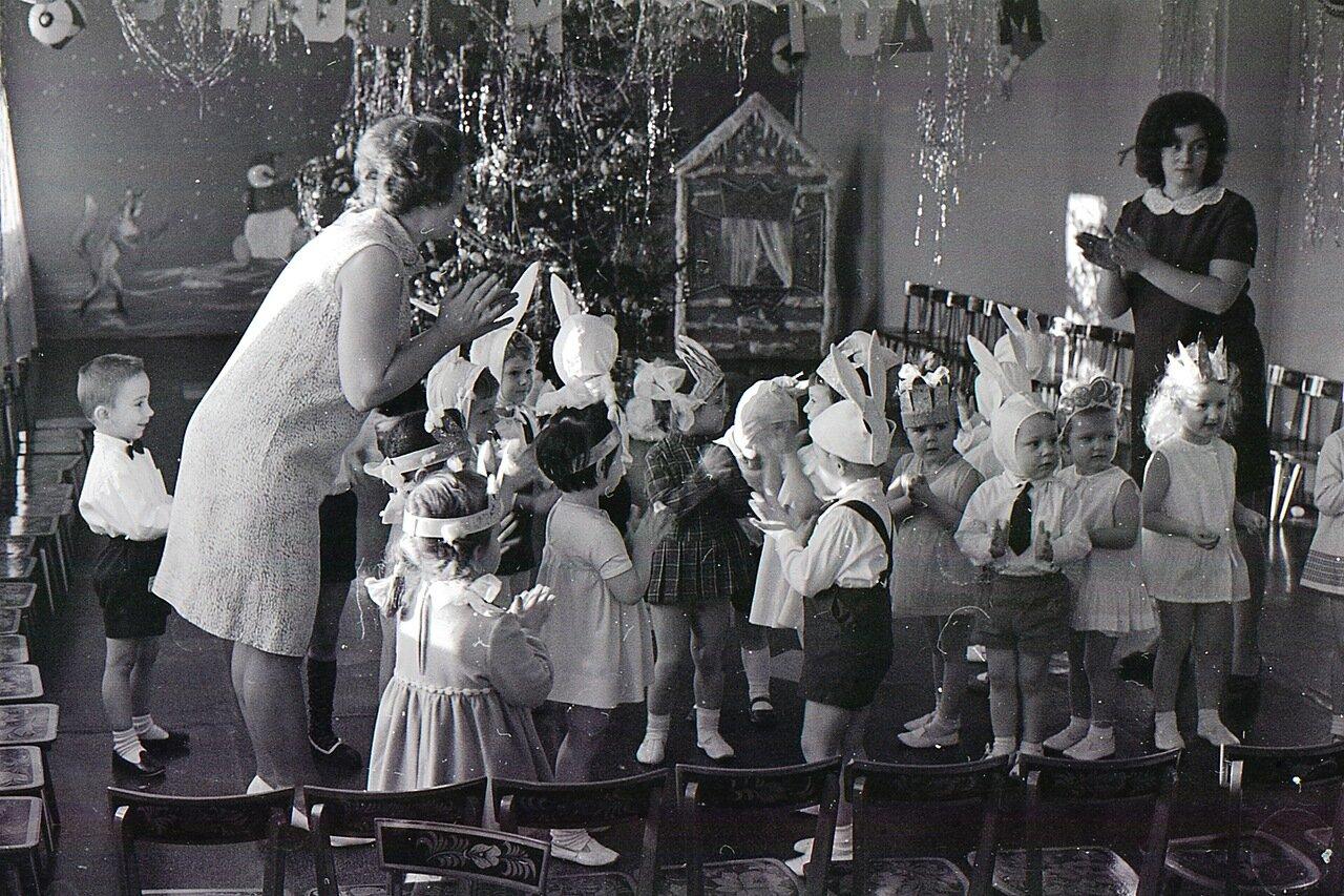 Детские сады 70-х (55 фото).