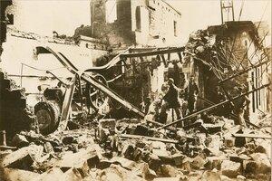 Сгорел завод по производству боеприпасов